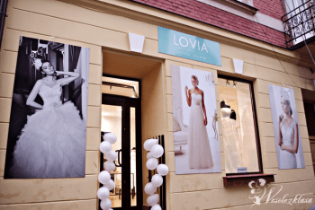 LOVIA suknie ślubne, Salon sukien ślubnych Bochnia