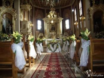 Studio dekoracji Magnolia, Dekoracje ślubne Ciężkowice