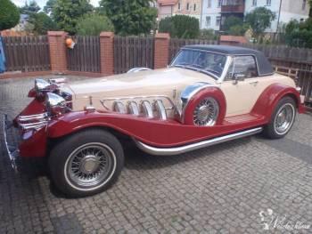 Oryginalne i nietuzinkowe auta zabytkowe, Samochód, auto do ślubu, limuzyna Lubomierz