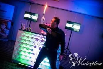 Zamów Barmanów ! promocja Fotobudka GRATIS!, Barman na wesele Knurów