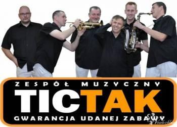 Zespół muzyczny TIC TAK -100% na żywo - 6 osób !!!, Zespoły weselne Puszczykowo