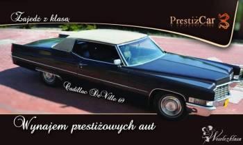 Wyjątkowe auto do Ślubu!Cadillac Deville , Samochód, auto do ślubu, limuzyna Toruń