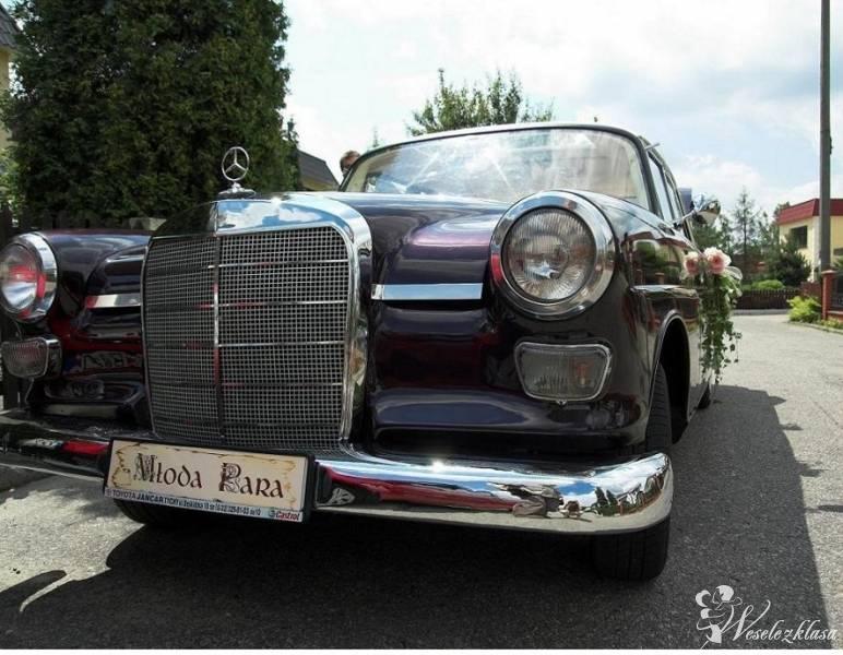 Mercedes retro z lat 60', Pszczyna - zdjęcie 1