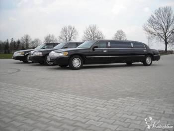WYNAJEM LIMUZYN, Samochód, auto do ślubu, limuzyna Drobin