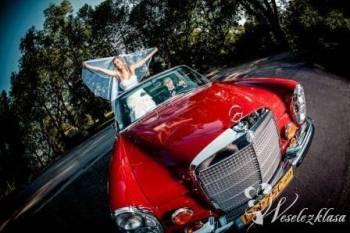 Luksusowy Mercedes W 109, wspaniała limuzyna z 70 , Samochód, auto do ślubu, limuzyna Żmigród