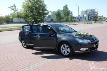 Auto do ślubu Citroen C5 Exclusive, Samochód, auto do ślubu, limuzyna Dobrzyń nad Wisłą