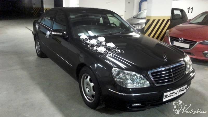 Mercedes S350 W220 wynajem do ślubu i wesela, Gdynia - zdjęcie 1