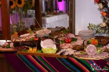 STÓŁ WIEJSKI na wesela i imprezy okolicznościowe , Catering Podkowa Leśna