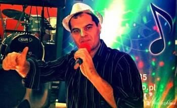 DJ Wodzirej Maks MUZYCZNY gra i śpiewa dla Ciebie, DJ na wesele Moryń