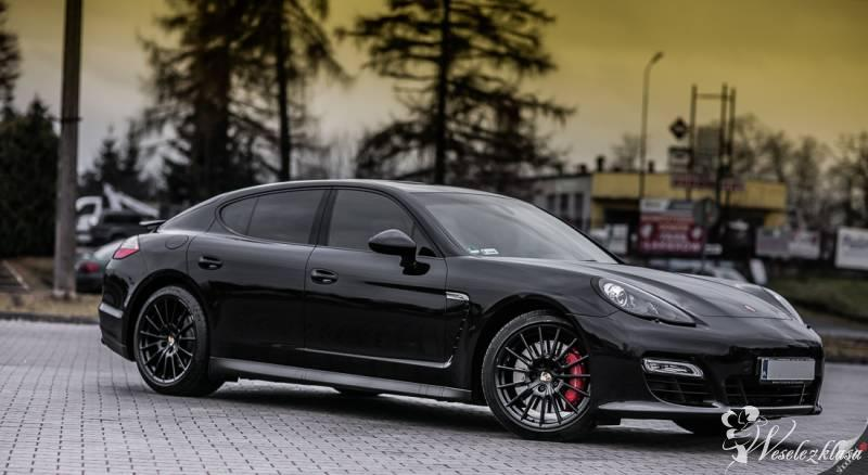 Porsche Panamera GTS, Kraków - zdjęcie 1