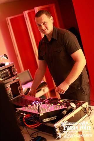 Fabian Voice, DJ na wesele Konin