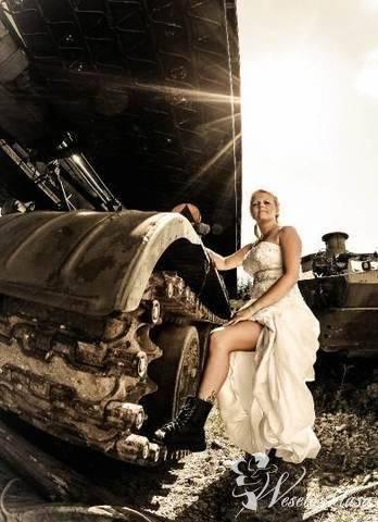 Czołgiem do ślubu! Militaria Anhol, Samochód, auto do ślubu, limuzyna Zielona Góra