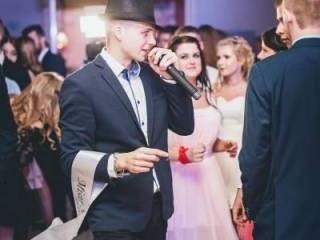 Dj oraz Wodzirej na wesele Volumen Agency Bartosz Nowaczek,  Lubin