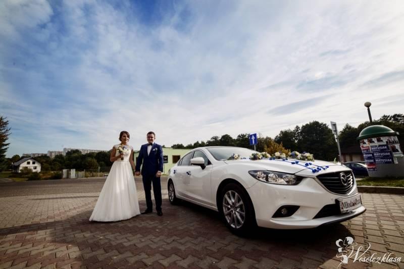 Mazda 6 do ślubu, Ruda Śląska - zdjęcie 1