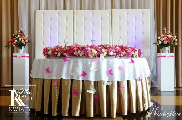 Dekoracje ślubne Kwiaty, Krosno - zdjęcie 1