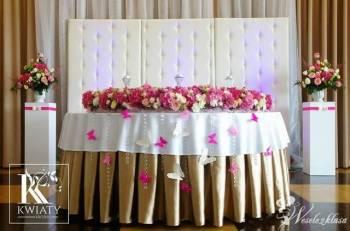 Dekoracje ślubne Kwiaty, Kwiaciarnia, bukiety ślubne Leżajsk