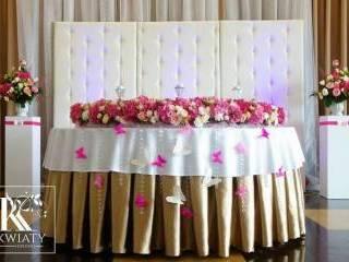 Dekoracje ślubne Kwiaty,  Krosno
