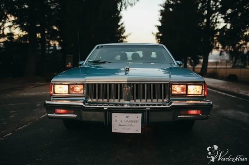 Samochód do Ślubu Pontiac V8, Auto na wesele Nowy , Nowy Sącz - zdjęcie 1