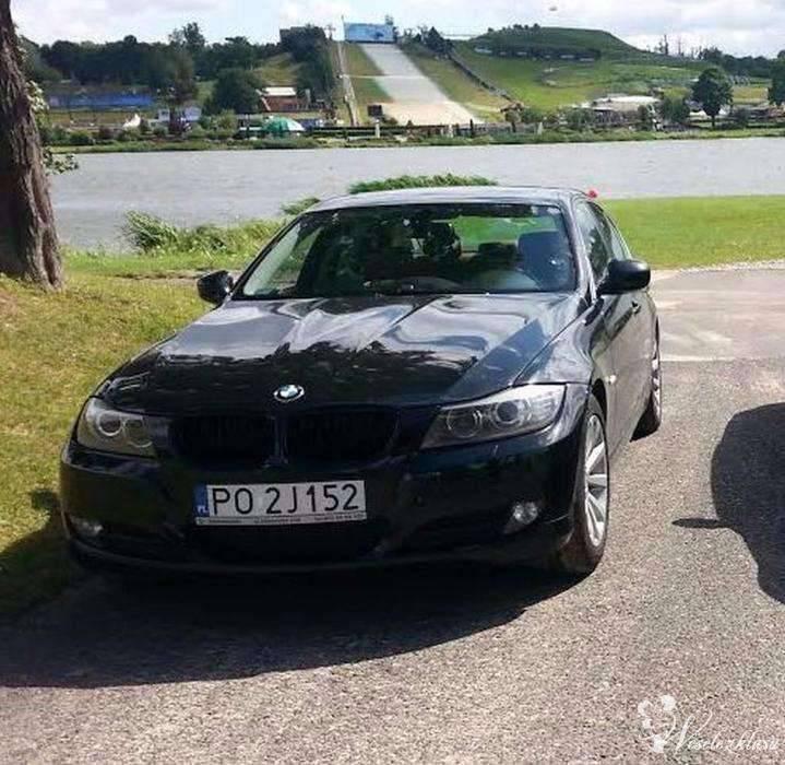 Luksusowy samochód BMW skóra M pakiet do ślubu, Poznań - zdjęcie 1