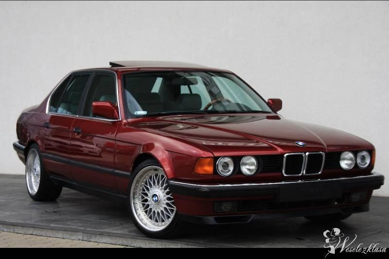 BMW E32 do ślubu , Tychy - zdjęcie 1