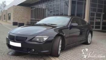 BMW 645Ci 333KM, Samochód, auto do ślubu, limuzyna Poddębice