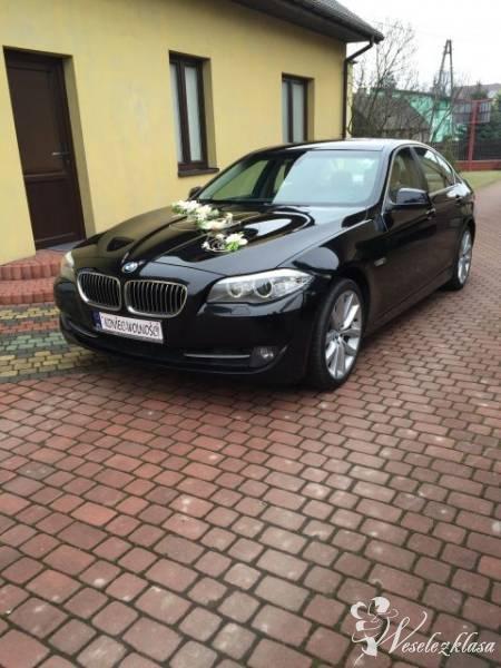 BMW 5 f10 do ślubu, Kościelec  - zdjęcie 1