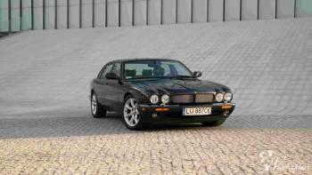 Piękny Jaguar XJR do ślubu !, Samochód, auto do ślubu, limuzyna Parczew