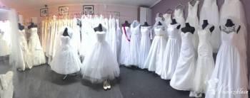 Logro Suknie Ślubne-Gotowe *Nowe* Suknie Ślubne, Salon sukien ślubnych Tomaszów Lubelski