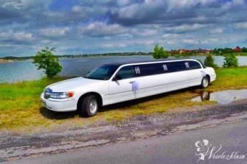 Lincol 9 metrów + Bmw 745 pakiet weselny od 299pln, Samochód, auto do ślubu, limuzyna Rzepin