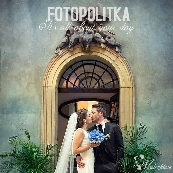 Fotopolitka - fotografia ślubna absolwentka ASP, Warszawa - zdjęcie 1
