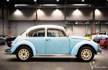 Błękitny Garbus do Ślubu / VW T2 Ogórek / LONDON TAXI / Jaguar, Samochód, auto do ślubu, limuzyna Pionki