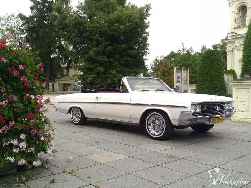 Piękne amerykańskie kabrio do ślubu, Warszawa - zdjęcie 1