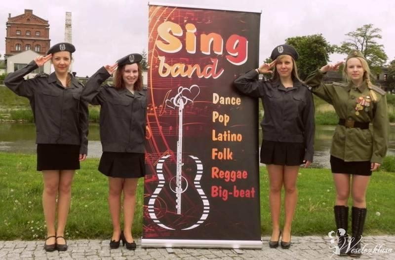 Zespół muzyczny SING BAND, Konin - zdjęcie 1