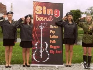 Zespół muzyczny SING BAND,  Konin