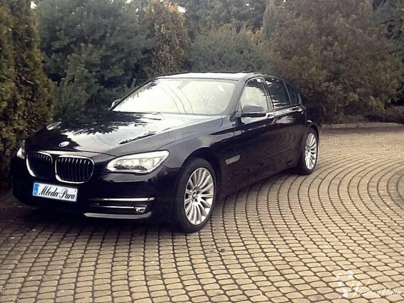 BMW 750d oraz BMW X1 luxusowe auto do ślubu , Śląsk - zdjęcie 1