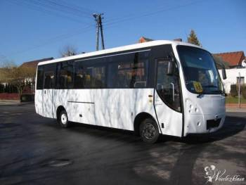 Busy/autobusy na ślub KĘPKA, Wynajem busów Pogorzela