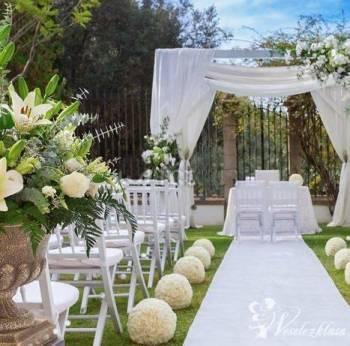 Pracownia dekoracyjno-florysty czna WeddingArt, Dekoracje ślubne Szczucin