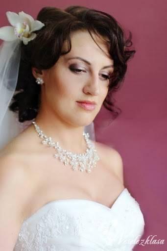 Makijaż ślubny, który nie jest dziełem przypadku, Makijaż ślubny, uroda Kozienice