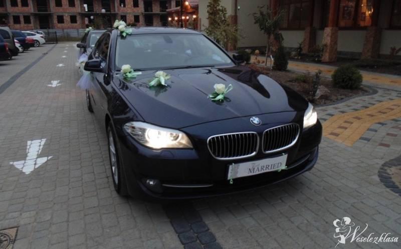 Dwa piękne auta w cenie 1. BMW F10 oraz BMW E60, Białystok - zdjęcie 1