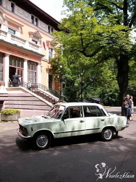 Fiat 125P auto do ślubu- KLASYKA, Łódź - zdjęcie 1