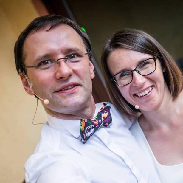 Mr and Mrs Najder