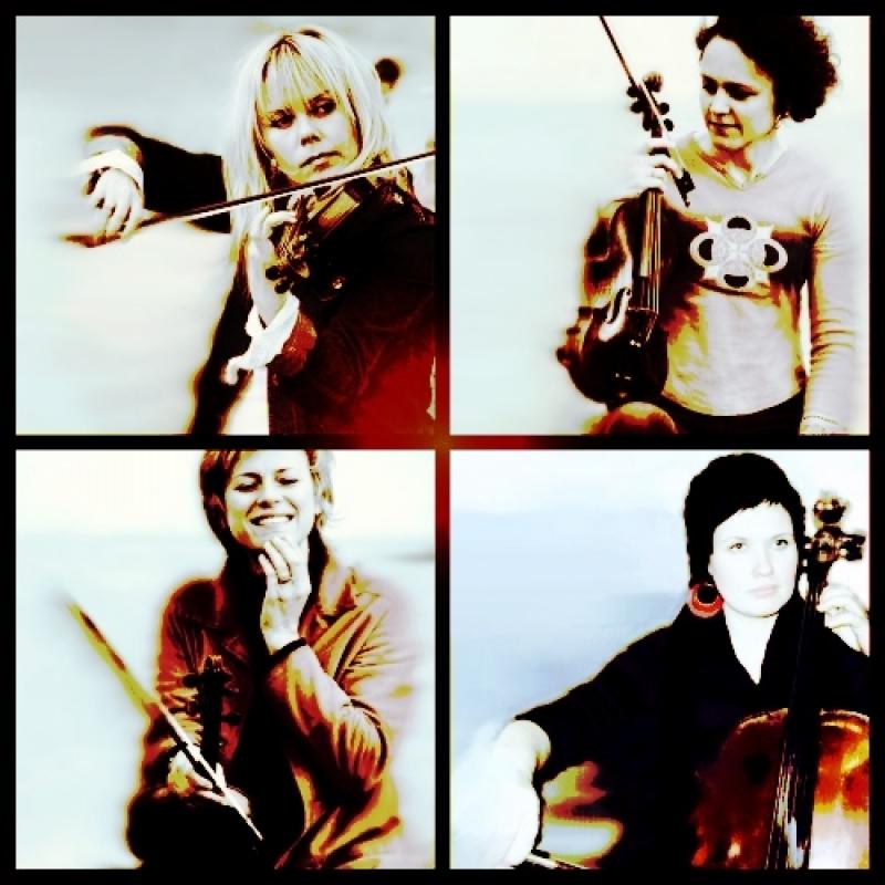 4_ONE_String_Quartet