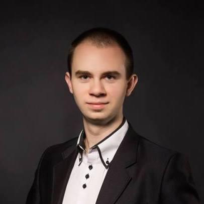 Iluzjonista Tomasz Stachowicz
