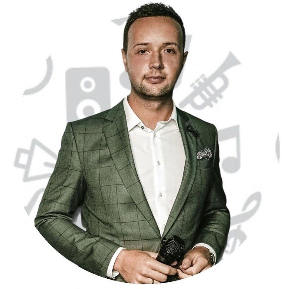 Prezenter muzyczny - Dawid Davs