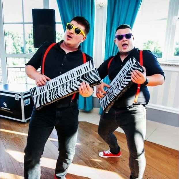 DJ Wojtek i Dominik