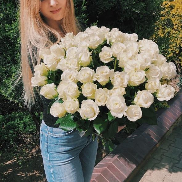 Kwiaty u Natalii