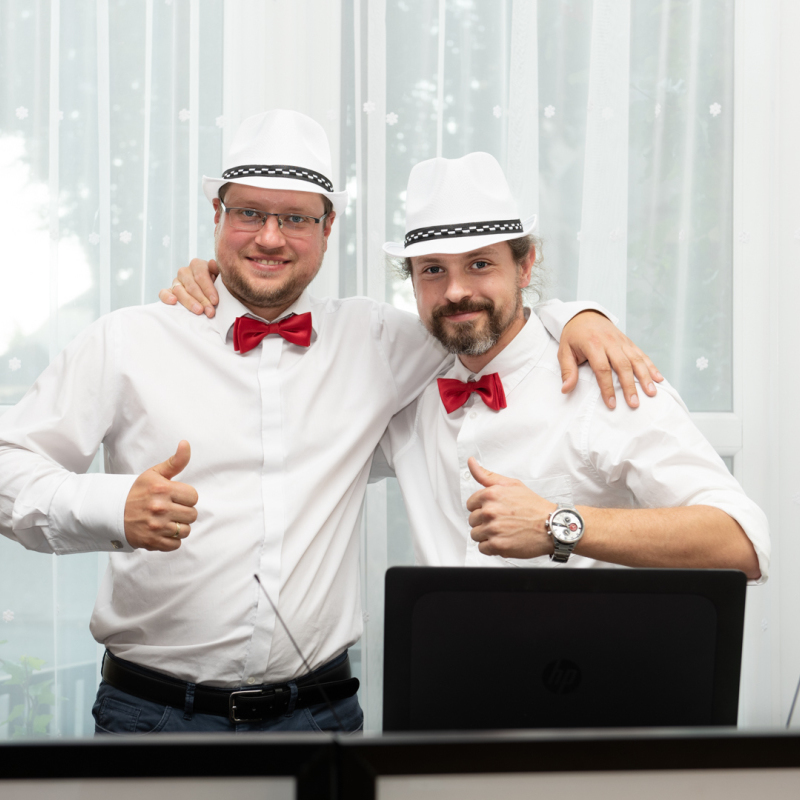 DJ Adam i Dj Robert