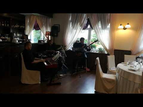 Trio na przyjęcie weselne, obiad, jazz. Standard Express - film 1