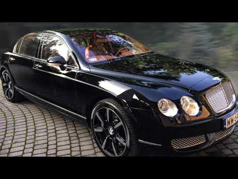Luksusowe Auta do ślubu - Bentley, Porsche - film 1