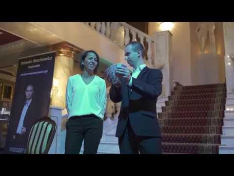 Iluzjonista Tomasz Stachowicz - Pokazy iluzji - film 1